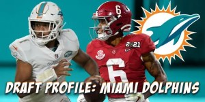 Miami Dolphins Draft Article