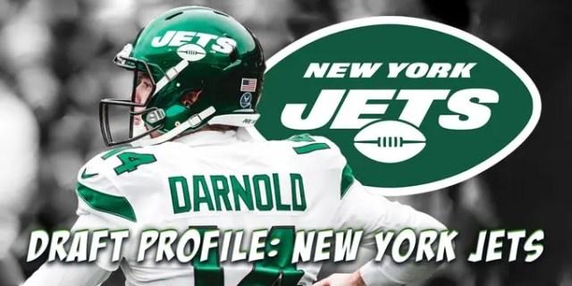 Jets Draft Sam Darnold