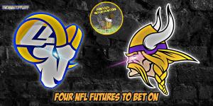 NFL Future prop bets