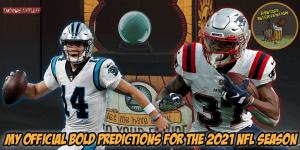 2021 Bold Predictions