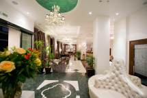 Boutique Hotel Lobby