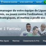 Fantasy Ligue 1, Lancement officiel