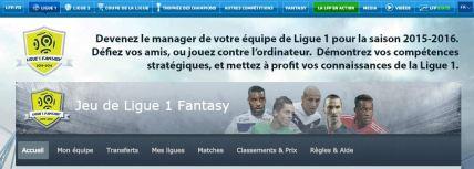fantasy ligue 1