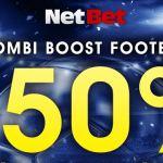 Combi Boost Football de Netbet