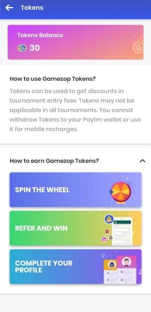 gamezop complete profile
