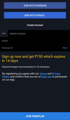fan2play app