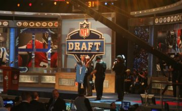 2018 NFL Draft Fantasy Football Winners and Losers