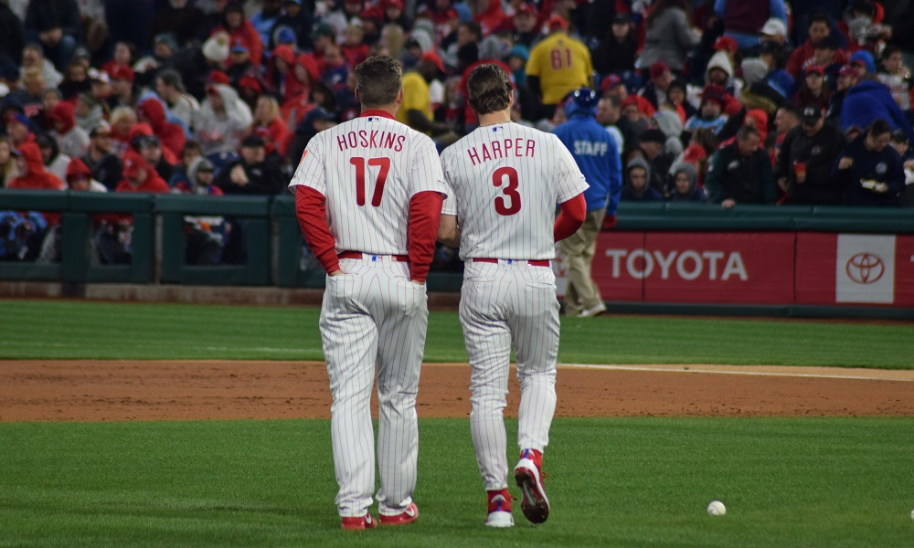 2019 Fantasy Baseball Rest of Season Rankings