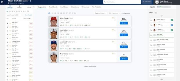 Best Fantasy Baseball Resources