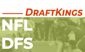 2020 NFL DFS Week 11 DraftKings Picks