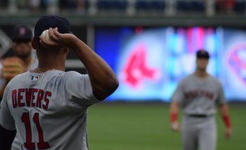 2021 Dynasty Baseball Rafael Devers