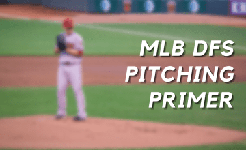 MLB DFS 4-8-21 Pitching Primer