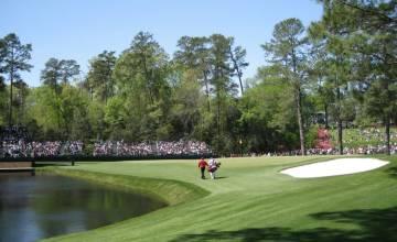 2021 Masters Golf PGA DFS