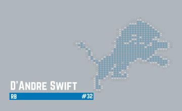 D'Andre Swift - 2021 Dynasty Football