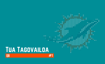 Tua Tagovailoa - 2021 Dynasty Fantast Football