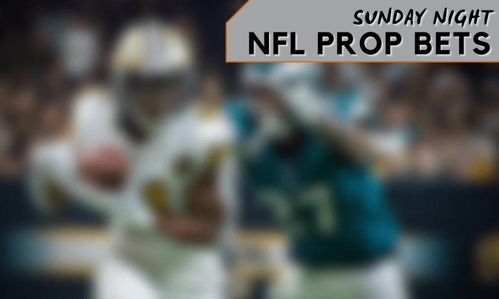 Week 2 Sunday Night Football prop bets