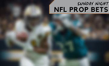 Week 7 Sunday Night Football prop bets