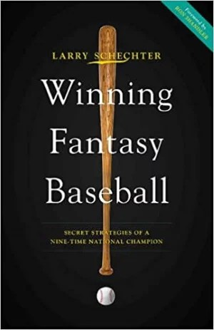 Winning Fantasy Baseball Books
