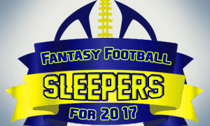 Second Half 2017 Fantasy Football Sleepers / Waiver Wire Targets