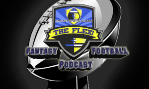The Flex! Fantasy Football Podcast