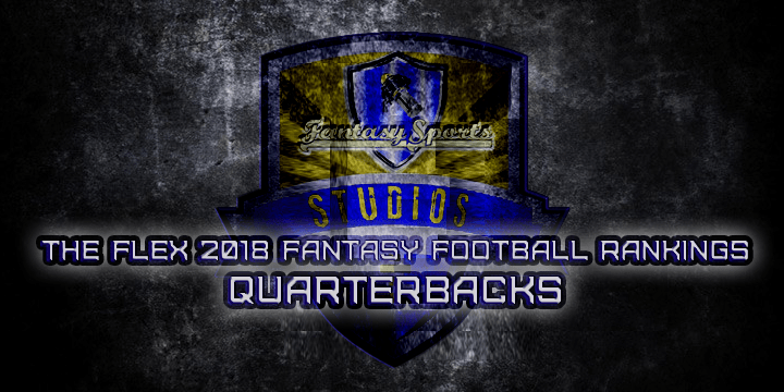 fantasy football QB Rankings 2018