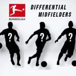 Bundesliga Fantasy Differential Midfielders