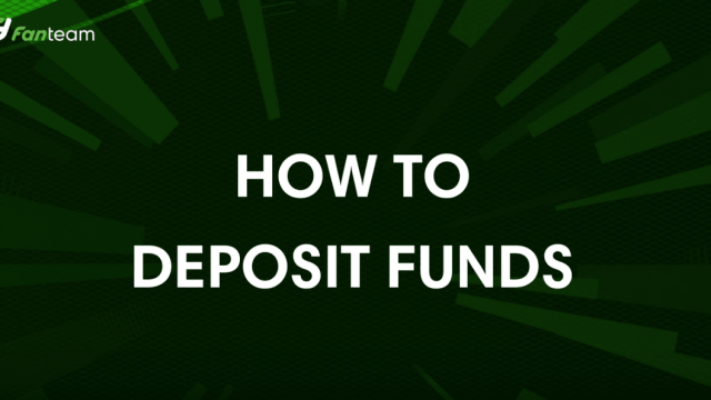 How to Deposit Funds Into Your Fanteam Account