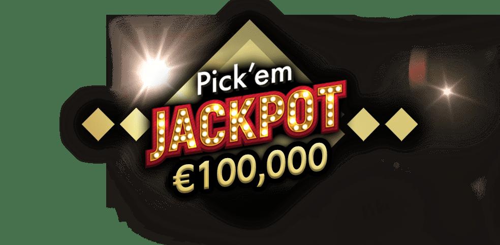 Pick'em Jackpot