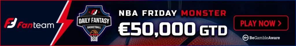 NBA 50k Friday Monster