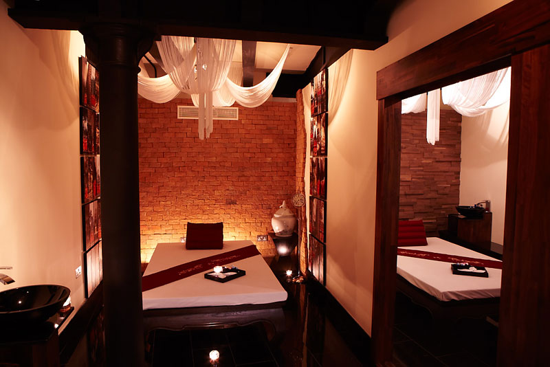 The London List Top Spas Thai Square Spa City  FAN THE FIRE