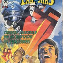 Swastikas in Fantomas's refuge cover