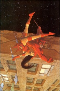Daredevil & Elektra