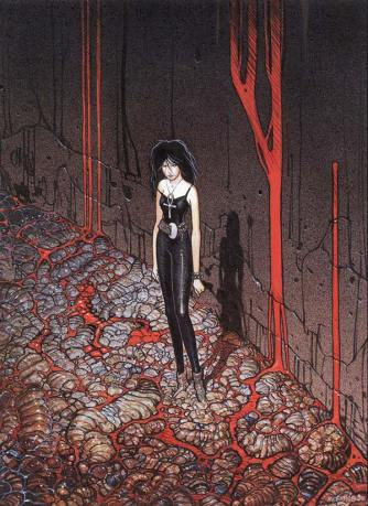 Death by Moebius