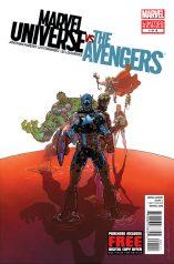 Marvel Universe Vs The Avengers 1