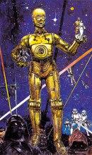 Star wars by Moebius