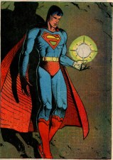 Superman by Moebius