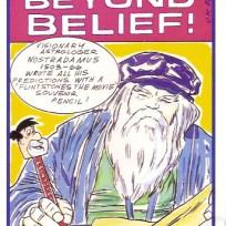 Shaky's Beyond Belief - 2000AD PROG 902