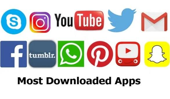 Most Downloaded Apps – Most Downloaded Apps 2019