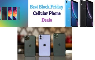 Best Black Friday Cellular Phone Deals