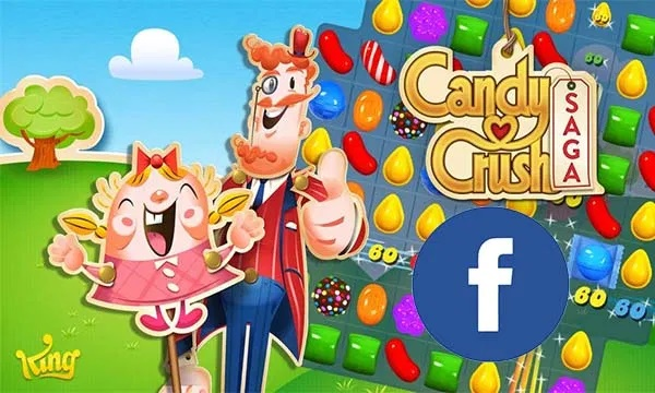 Facebook Candy Saga Match