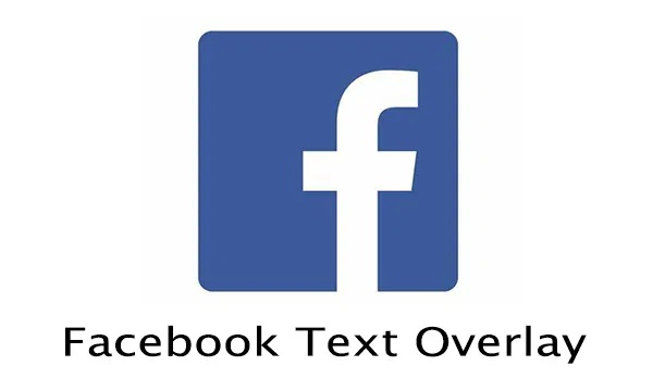 Facebook Text Overlay