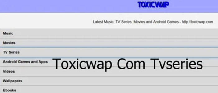 Toxicwap Com Tvseries