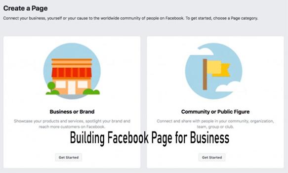 Building Facebook Page