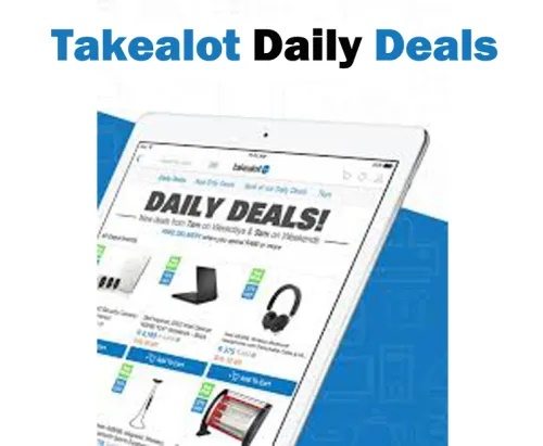 Takealot Daily Deals