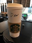 Fantomdan Starbucks Experience