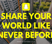 Share your world like never before