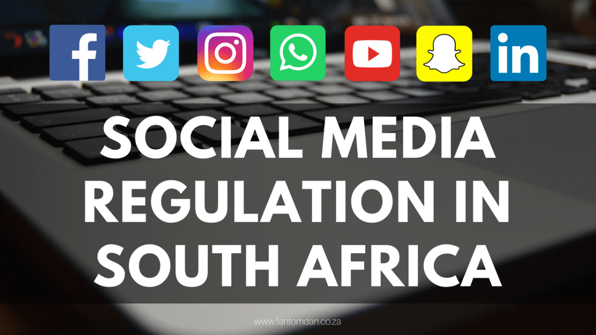 SA Government Considers Regulating Social Media