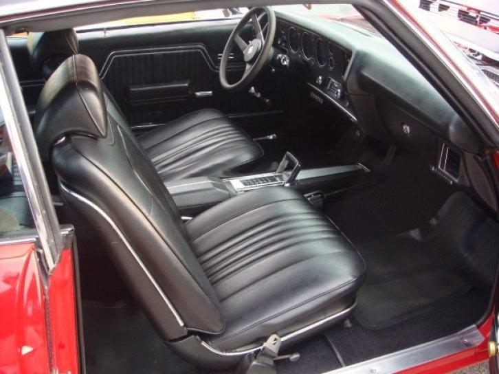 1971 Chevelle Interior