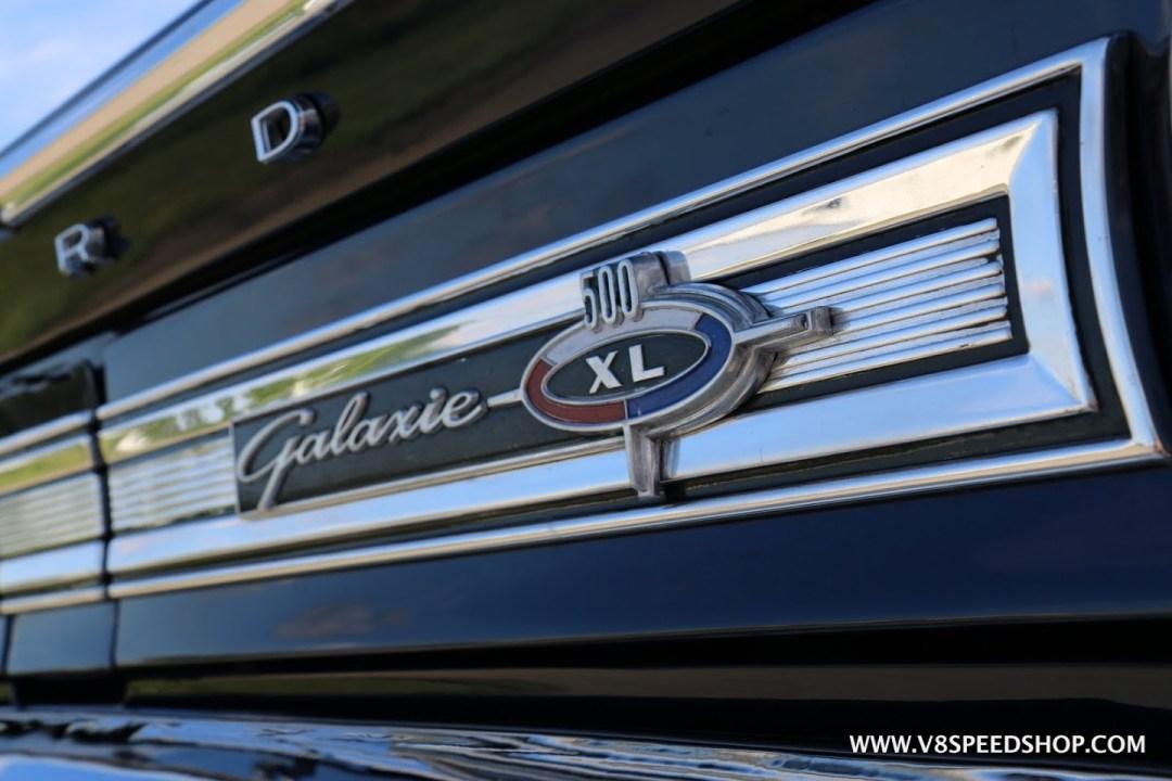 1964 Ford Galaxie Trim