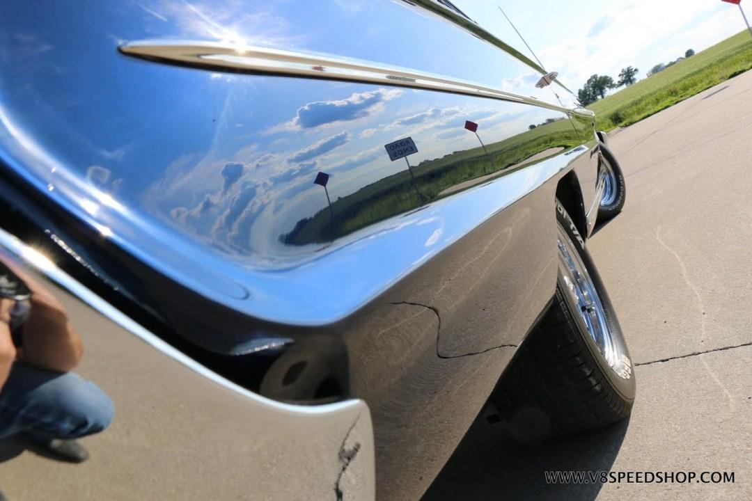 1964 Ford Galaxie Trim Side